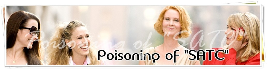"Poisoning of ""SATC"""